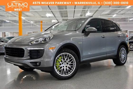 2016 Porsche Cayenne S E-Hybrid:24 car images available