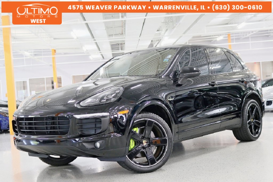 2017 Porsche Cayenne S E-Hybrid:6 car images available
