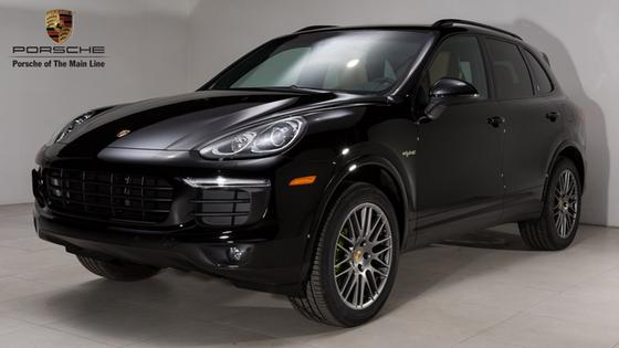 2018 Porsche Cayenne S Hybrid:24 car images available