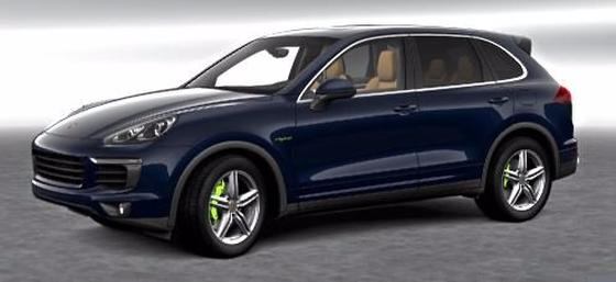 2018 Porsche Cayenne S Hybrid:2 car images available