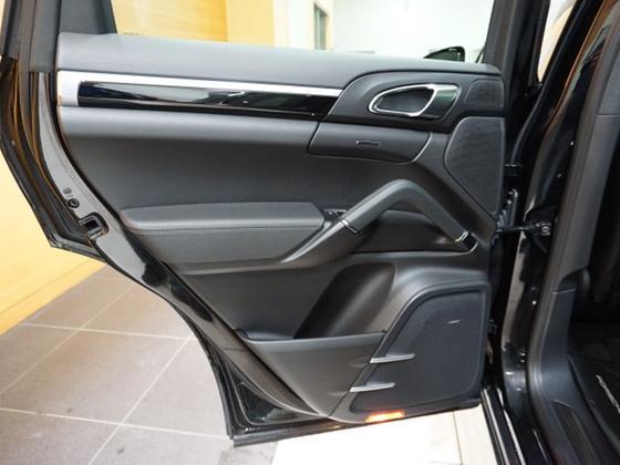 2016 Porsche Cayenne S Hybrid