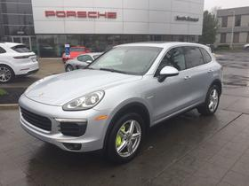 2015 Porsche Cayenne S Hybrid:13 car images available