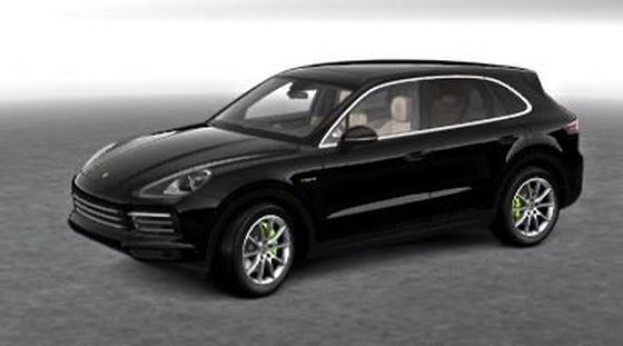 2019 Porsche Cayenne S Hybrid:3 car images available