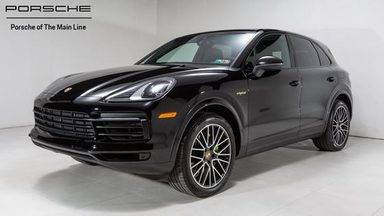 2019 Porsche Cayenne S Hybrid:22 car images available