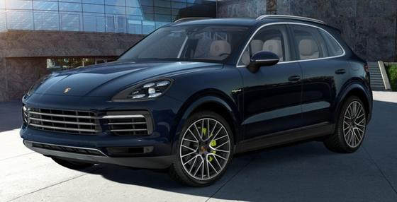 2020 Porsche Cayenne S Hybrid:3 car images available