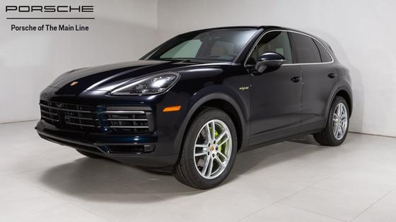 2020 Porsche Cayenne S Hybrid:22 car images available