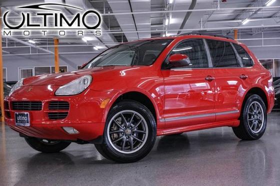 2006 Porsche Cayenne S Titanium Edition:24 car images available