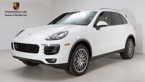 2017 Porsche Cayenne S:24 car images available