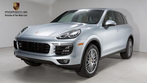 2018 Porsche Cayenne S:24 car images available