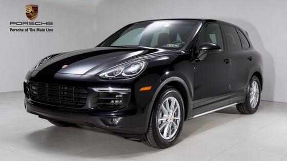 2015 Porsche Cayenne S:24 car images available