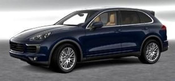 2018 Porsche Cayenne S:2 car images available