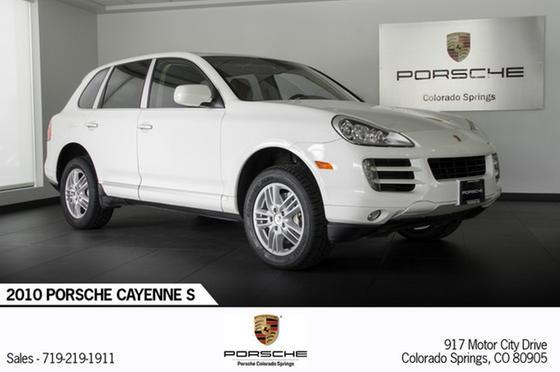 2010 Porsche Cayenne S:24 car images available