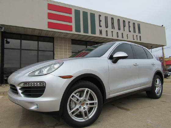 2011 Porsche Cayenne S:23 car images available