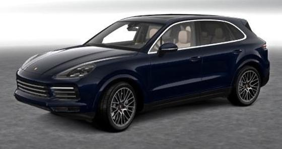 2019 Porsche Cayenne S:2 car images available