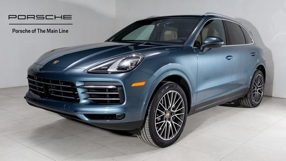 2019 Porsche Cayenne S:14 car images available