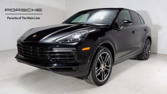 2019 Porsche Cayenne S:23 car images available