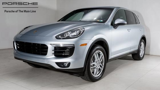 2017 Porsche Cayenne S:22 car images available