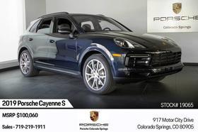 2019 Porsche Cayenne S:24 car images available