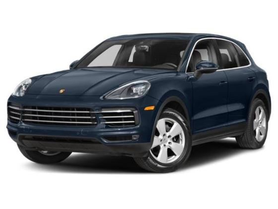 2019 Porsche Cayenne S : Car has generic photo