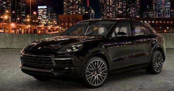 2020 Porsche Cayenne S:2 car images available