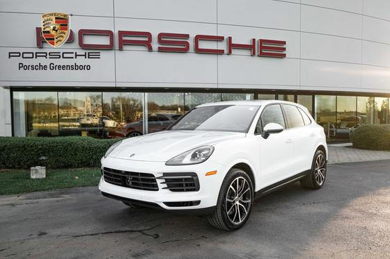 2020 Porsche Cayenne S:24 car images available
