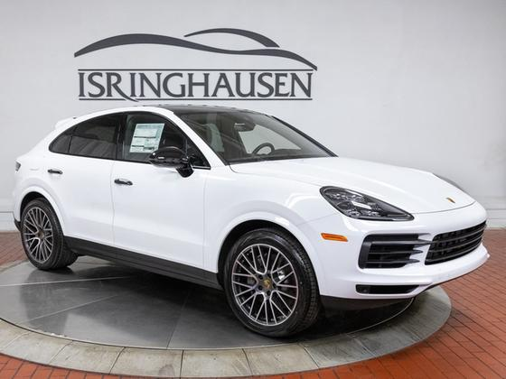 2020 Porsche Cayenne S:23 car images available
