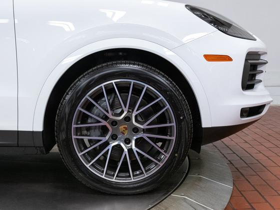 2020 Porsche Cayenne S