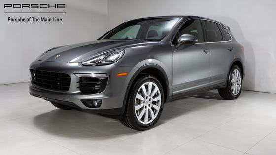2017 Porsche Cayenne S:21 car images available