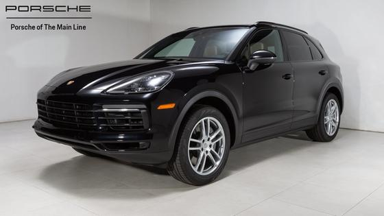 2020 Porsche Cayenne S:22 car images available