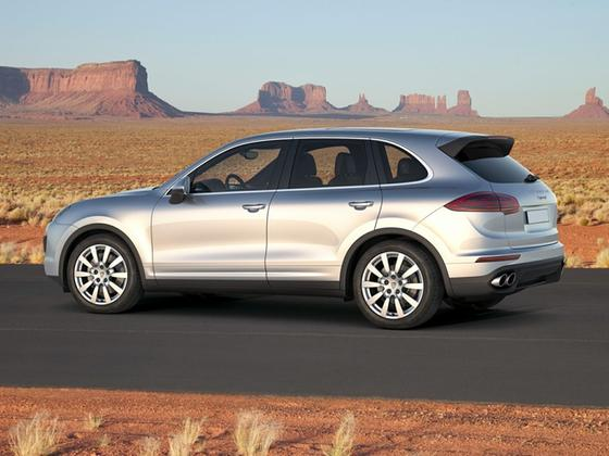 2015 Porsche Cayenne S : Car has generic photo