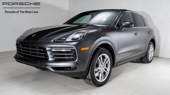 2019 Porsche Cayenne S:21 car images available
