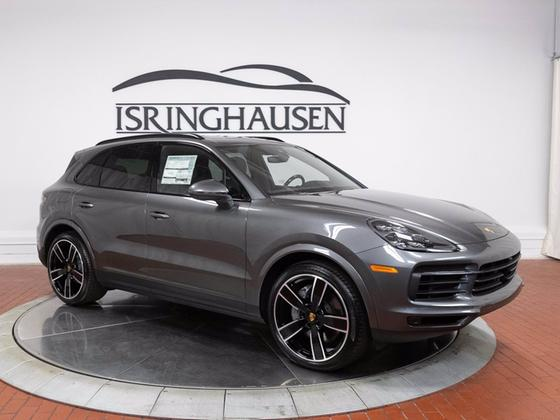 2020 Porsche Cayenne S:20 car images available