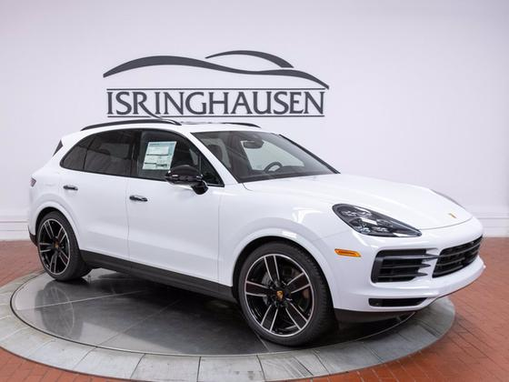 2021 Porsche Cayenne S:23 car images available