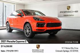 2021 Porsche Cayenne S:24 car images available