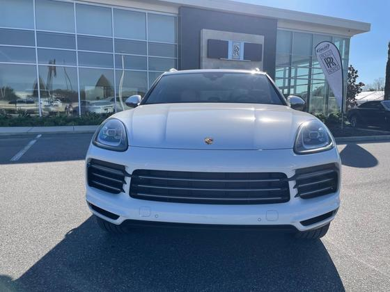 2019 Porsche Cayenne S:10 car images available