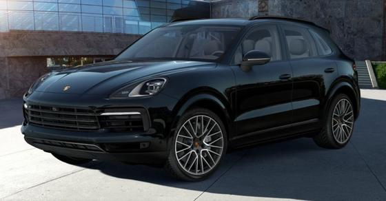 2021 Porsche Cayenne S:3 car images available