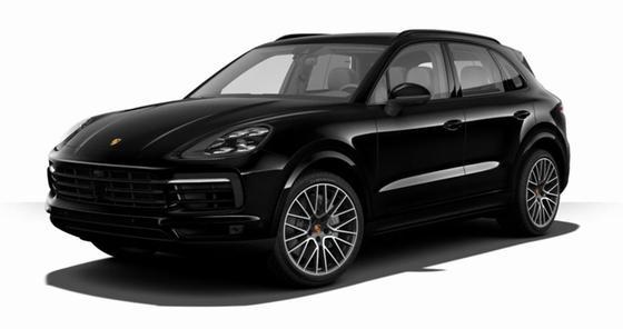 2021 Porsche Cayenne S:4 car images available