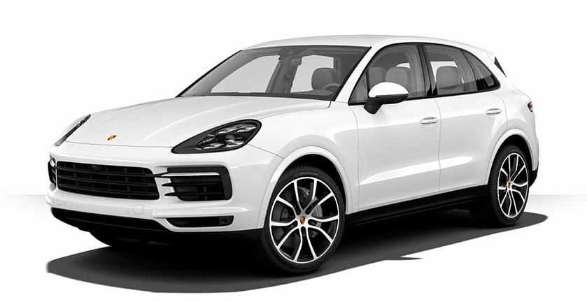 2021 Porsche Cayenne S:3 car images available