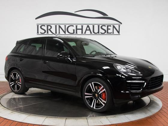 2014 Porsche Cayenne Turbo S:24 car images available