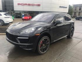 2014 Porsche Cayenne Turbo S:20 car images available