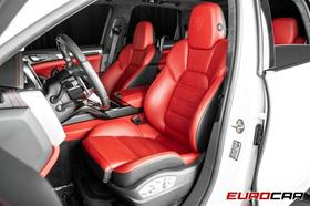 2018 Porsche Cayenne Turbo S