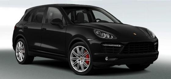 2014 Porsche Cayenne Turbo:17 car images available