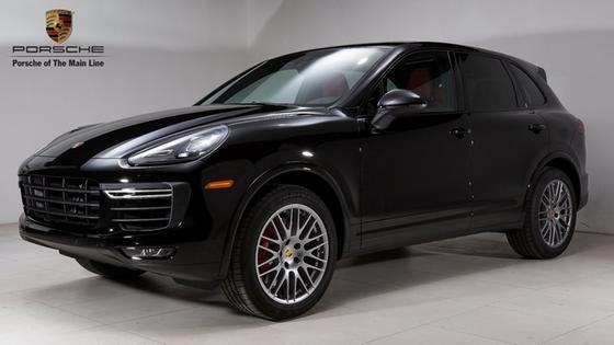 2018 Porsche Cayenne Turbo:23 car images available