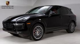 2018 Porsche Cayenne Turbo:23 car images available