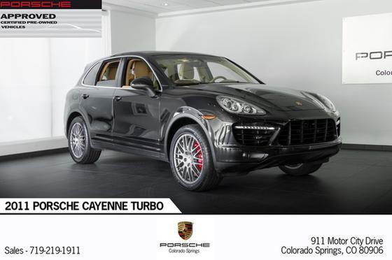 2011 Porsche Cayenne Turbo:24 car images available