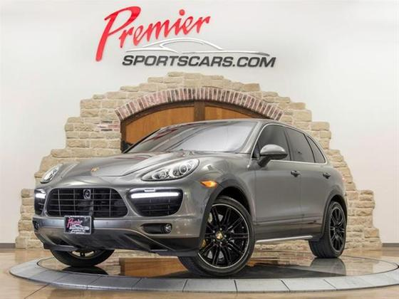2011 Porsche Cayenne Turbo:24 car images available