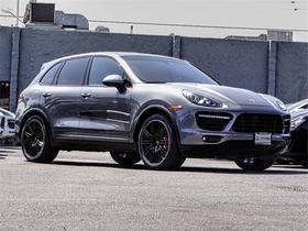 2014 Porsche Cayenne Turbo:24 car images available