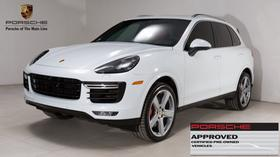 2017 Porsche Cayenne Turbo:24 car images available