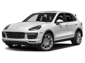 2016 Porsche Cayenne Turbo : Car has generic photo