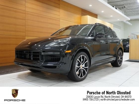 2019 Porsche Cayenne Turbo:24 car images available